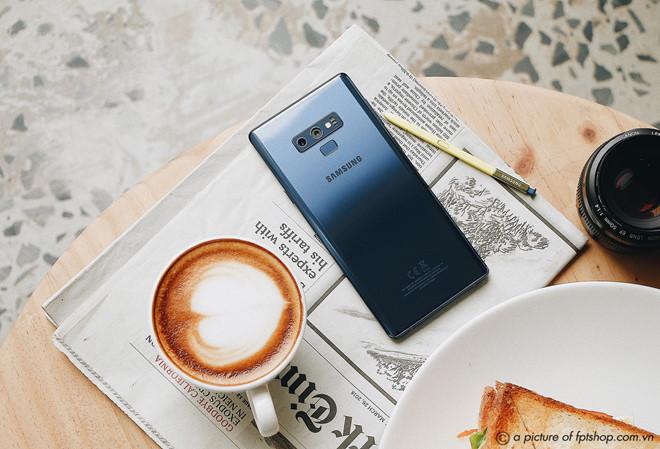 Có nên mua Samsung Galaxy Note 9 cũ giá rẻ hay không hình 1