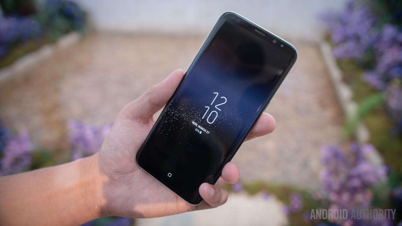 Vì sao mua Samsung S8 trả góp tại Hnam Mobile hình 3