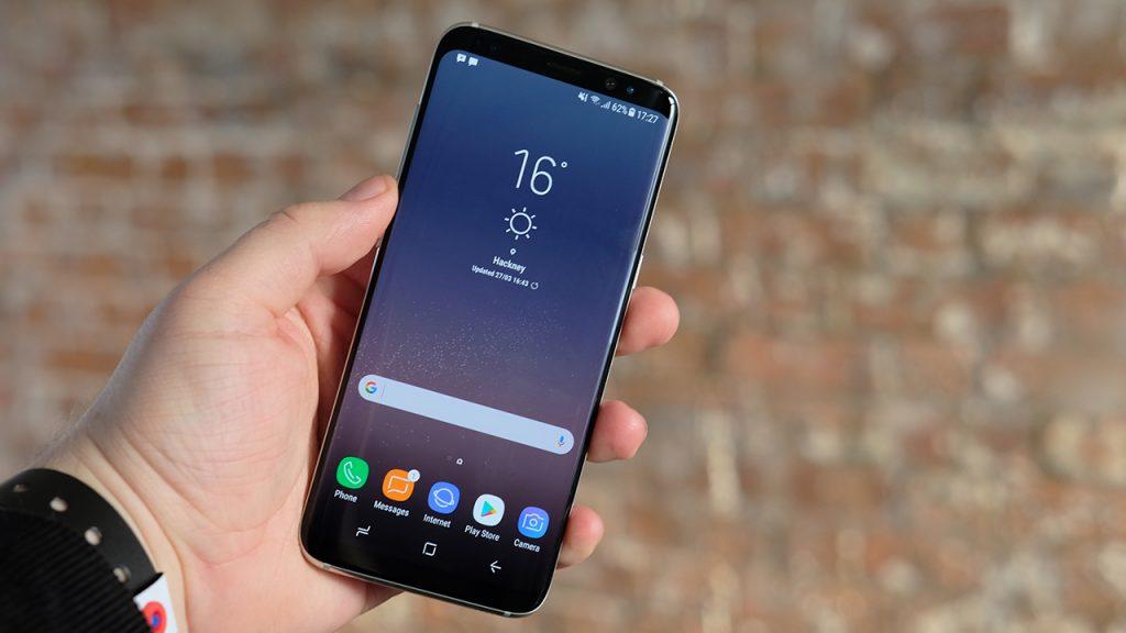 Vì sao mua Samsung S8 trả góp tại Hnam Mobile hình 4