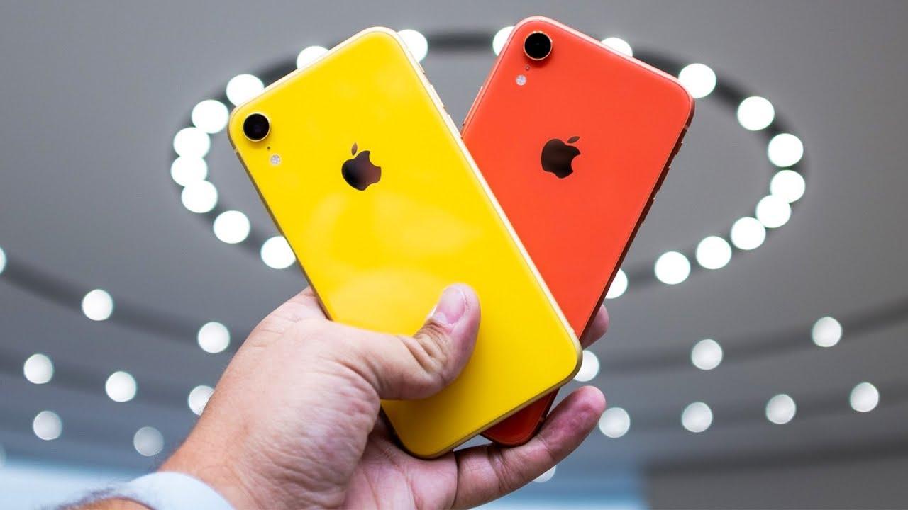 Tư vấn nên mua iPhone Xr hay Xs hình 1