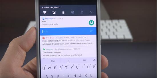 Những điểm thay đổi trên Android 7 Nougat cần biết hình 3