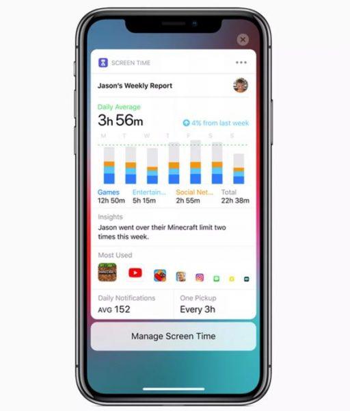 Những thay đổi đáng giá trên phiên bản iOS 12 hình 1