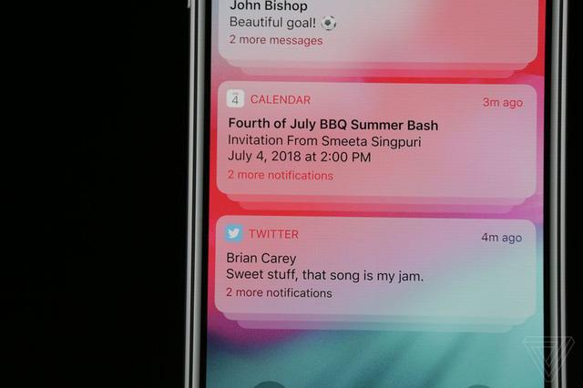 Những thay đổi đáng giá trên phiên bản iOS 12 hình 3