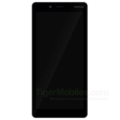 Rò rỉ thiết kế và thông số cấu hình smartphone giá rẻ Nokia 1 Plus hình 1