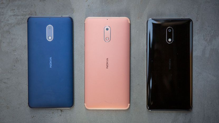 Nokia 5 và Nokia 6 chính thức nhận bản cập nhật Android 8.1 Oreo hình 1