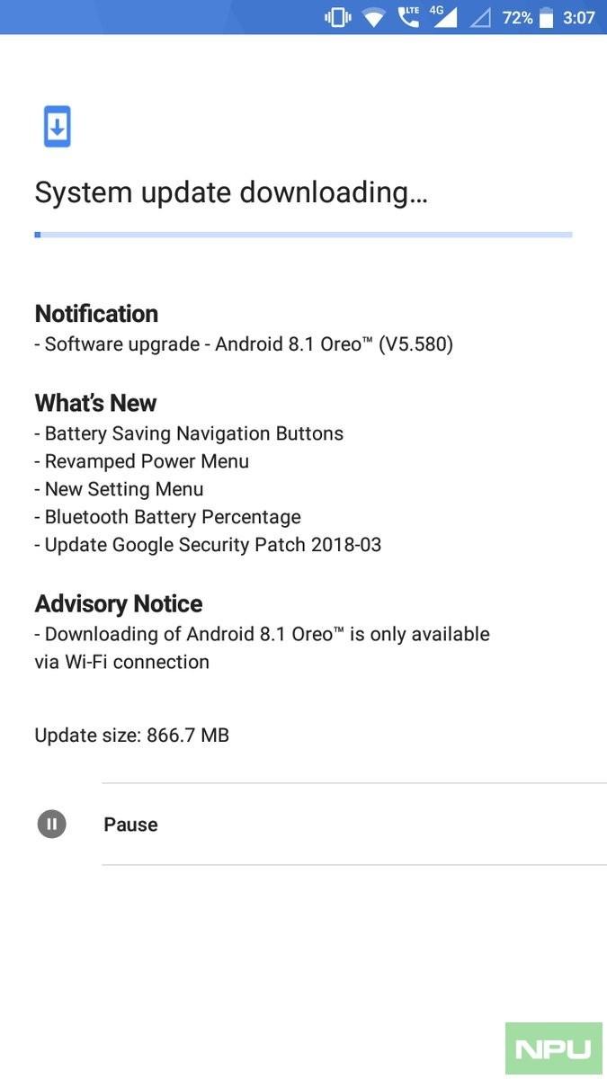 Nokia 5 và Nokia 6 chính thức nhận bản cập nhật Android 8.1 Oreo hình 2