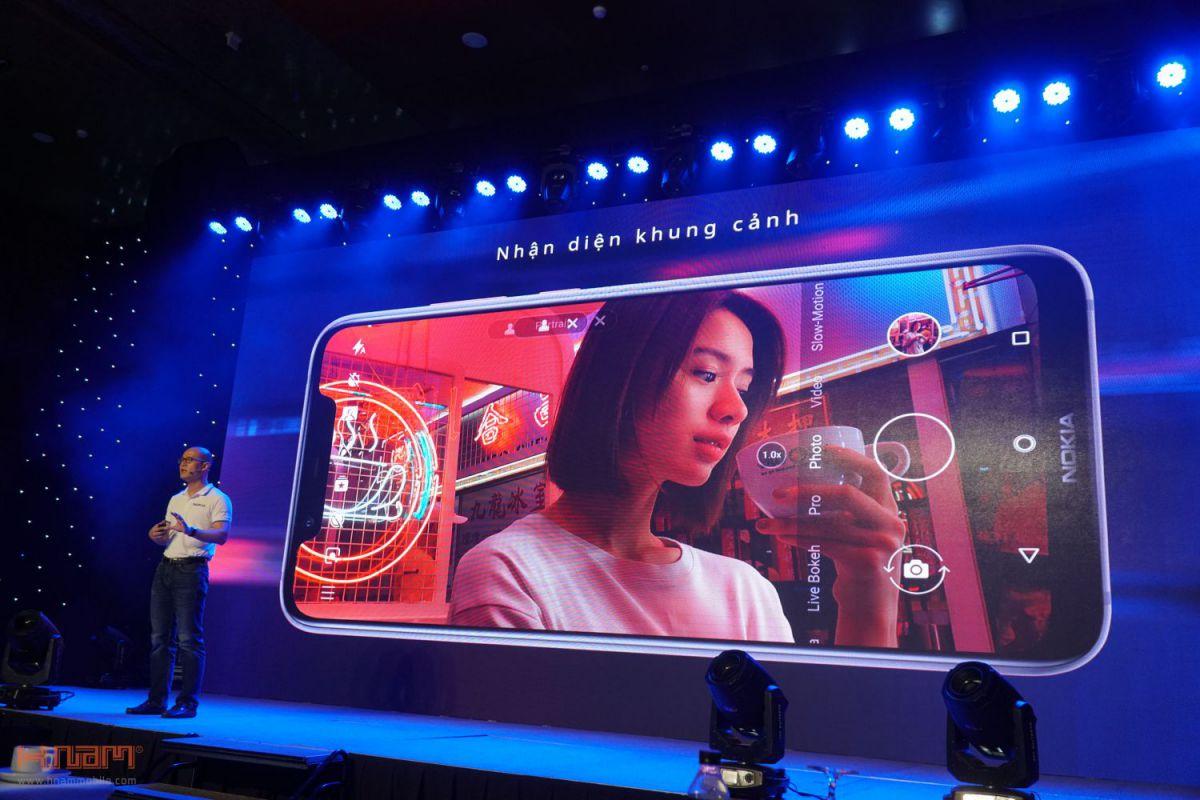 HMD Global chính thức ra mắt Nokia 8.1 giá 7.990.000 VND hình 3