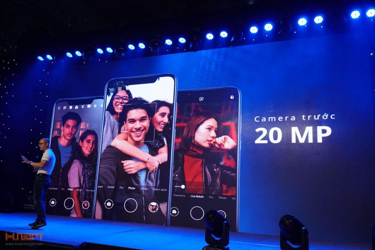 HMD Global chính thức ra mắt Nokia 8.1 giá 7.990.000 VND hình 4