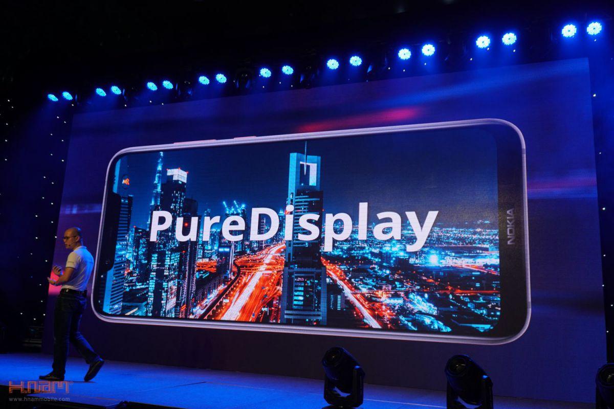 HMD Global chính thức ra mắt Nokia 8.1 giá 7.990.000 VND hình 5