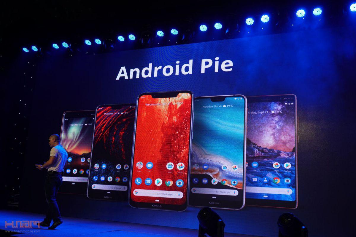 HMD Global chính thức ra mắt Nokia 8.1 giá 7.990.000 VND hình 7