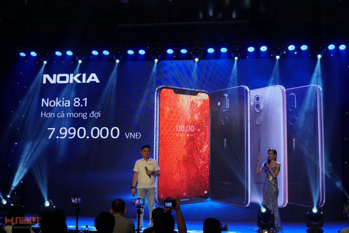 HMD Global chính thức ra mắt Nokia 8.1 giá 7.990.000 VND hình 11
