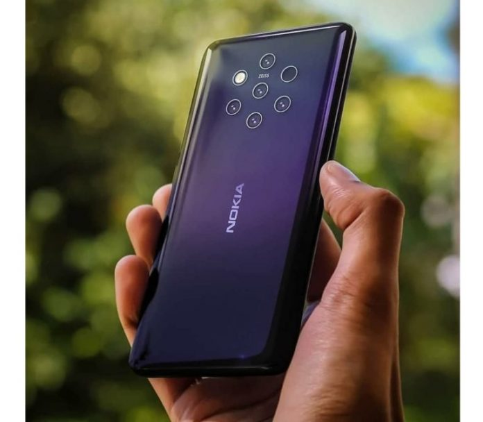 Video quảng cáo Nokia 9 PureView bất ngờ lộ diện hình 1