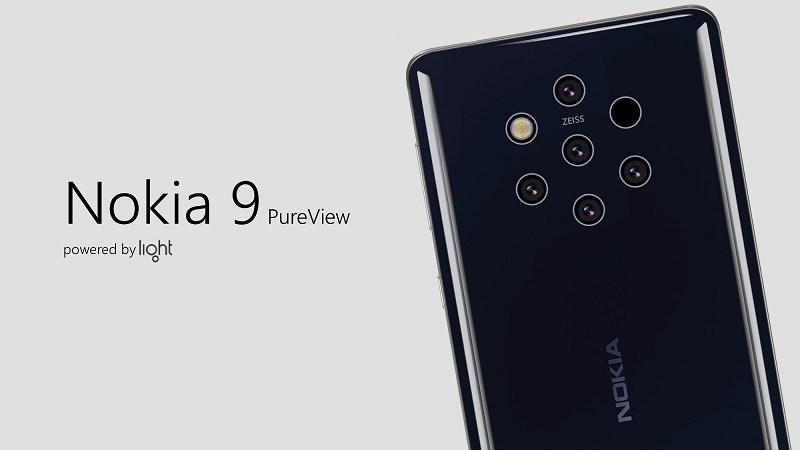 Nokia 9 PureView sẽ ra mắt vào ngày 24/2 ? hình 1
