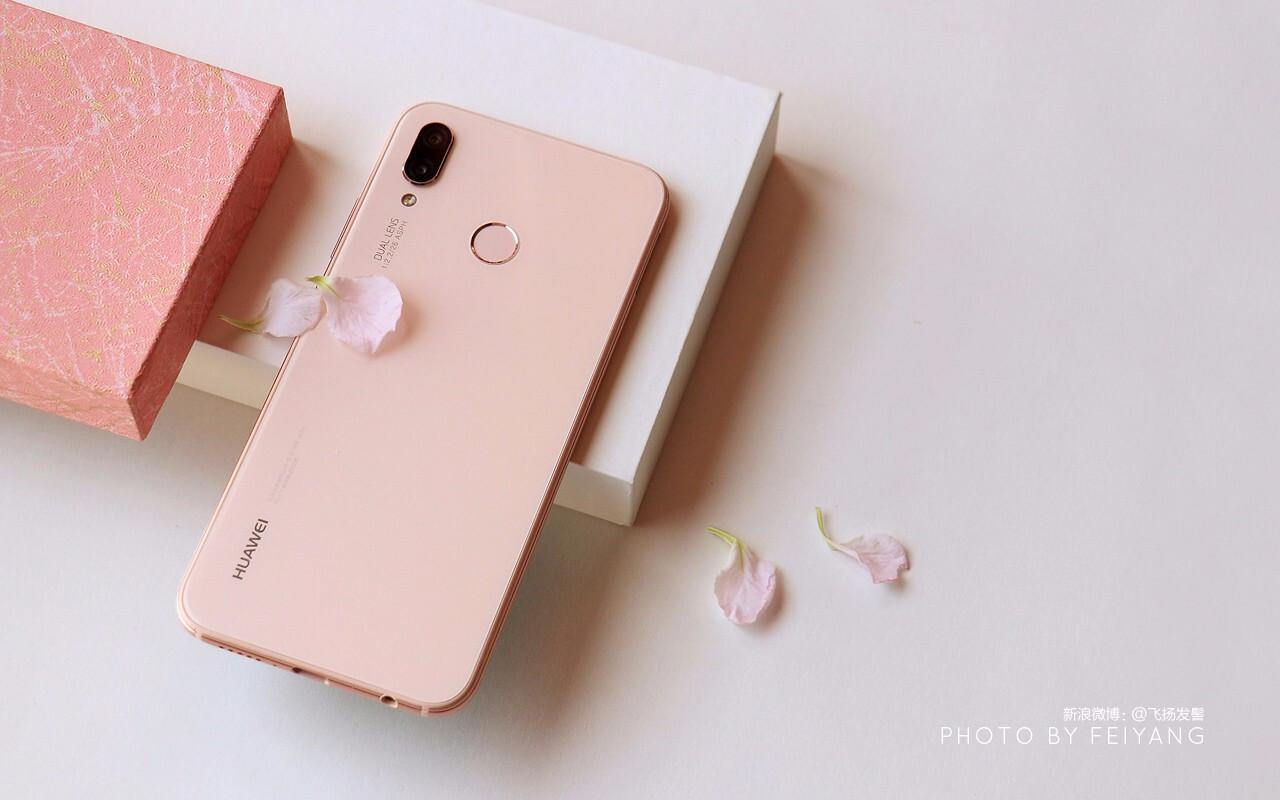 Huawei Nova 3e màu Hồng (Sakura Pink) chính thức ra mắt tại Việt Nam
