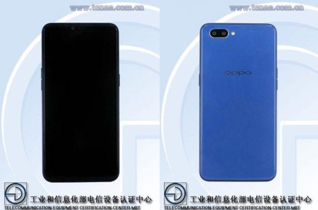 OPPO A5 lộ cấu hình TENAA: Snapdragon 450, camera kép, pin 4100 mAh hình 2