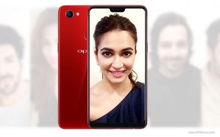 Oppo chính thức ra mắt chuyên gia selfie Oppo F7 với camera trước 25MP tích hợp AI hình 1