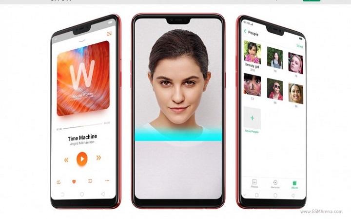 Oppo chính thức ra mắt chuyên gia selfie Oppo F7 với camera trước 25MP tích hợp AI hình 3
