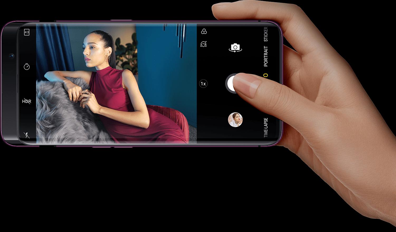 Oppo Find X chính thức ra mắt: màn hình không viền, không tai thỏ, camera trượt ấn tượng hình 4