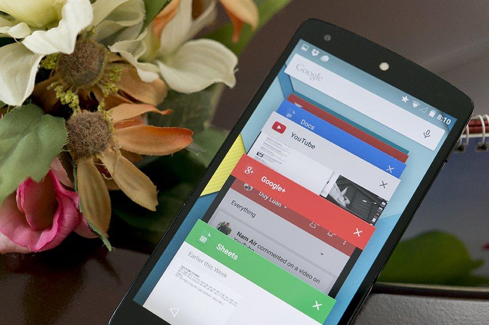 Phiên bản Android 5 Lolipop có gì mới? hình 2