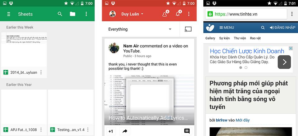Phiên bản Android 5 Lolipop có gì mới? hình 4