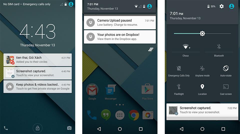 Phiên bản Android 5 Lolipop có gì mới? hình 5