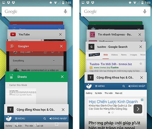 Phiên bản Android 5 Lolipop có gì mới? hình 7