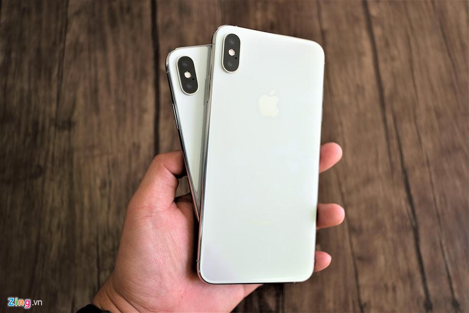 Iphone Xs Max Có Mấy Màu được Bán Ra