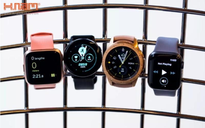 Smartwatch được xem như thiết bị kiểm soát Smartphone