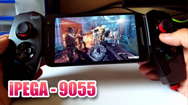 Phụ kiện tay cầm chơi game cho điện thoại hình 2