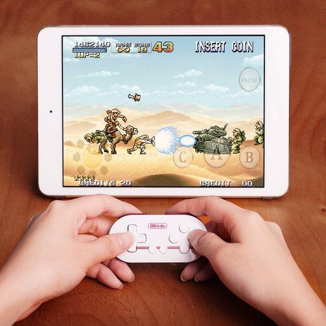 Phụ kiện tay cầm chơi game cho điện thoại hình 4