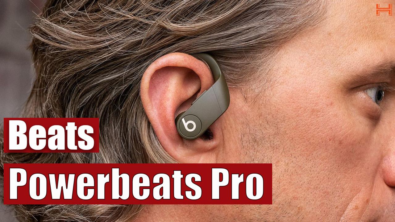 Apple ra mắt tai nghe không dây Powerbeats Pro giá 250 USD hình 1
