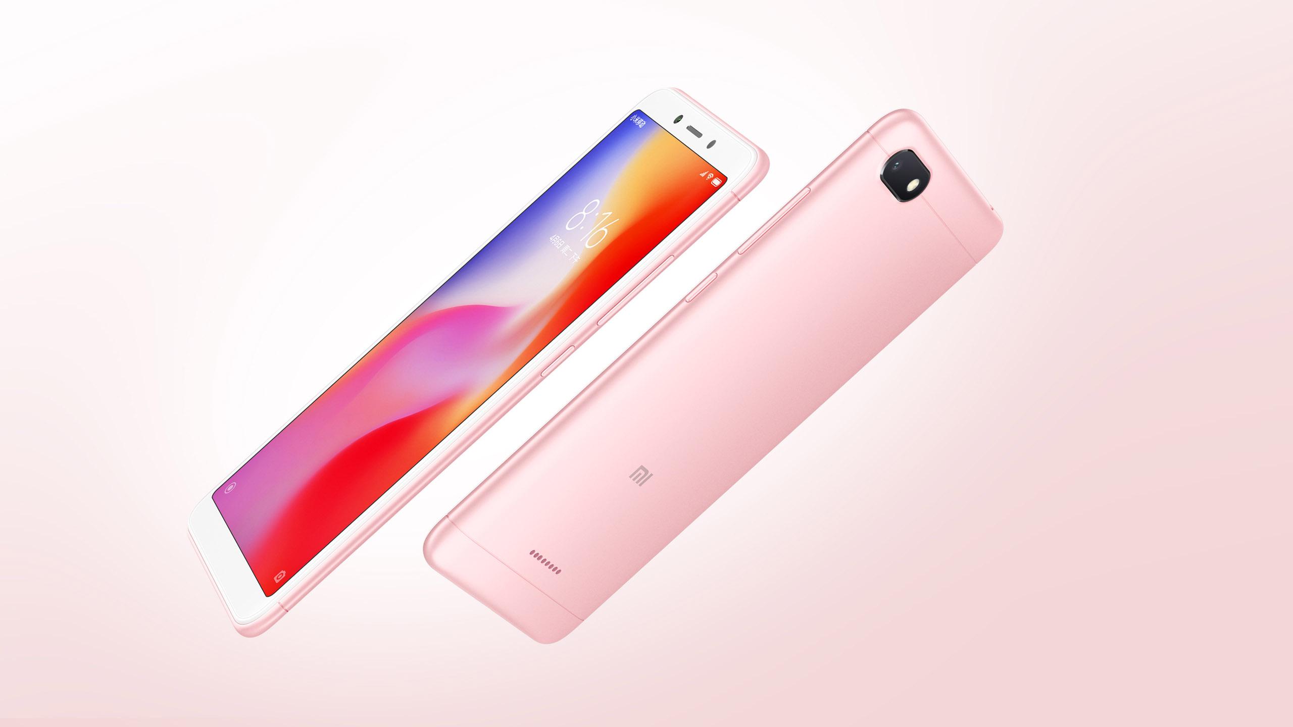 Xiaomi ra mắt Redmi 6 và Redmi 6A: Camera kép, mà hình 18:9, giá từ 2.1 triệu hình 5