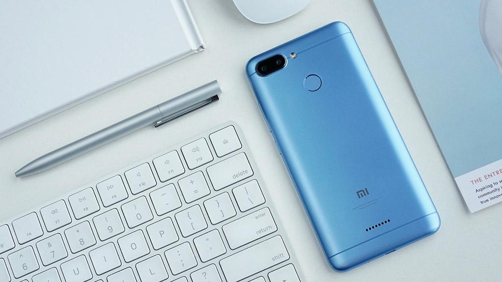 Xiaomi ra mắt Redmi 6 và Redmi 6A: Camera kép, mà hình 18:9, giá từ 2.1 triệu hình 1