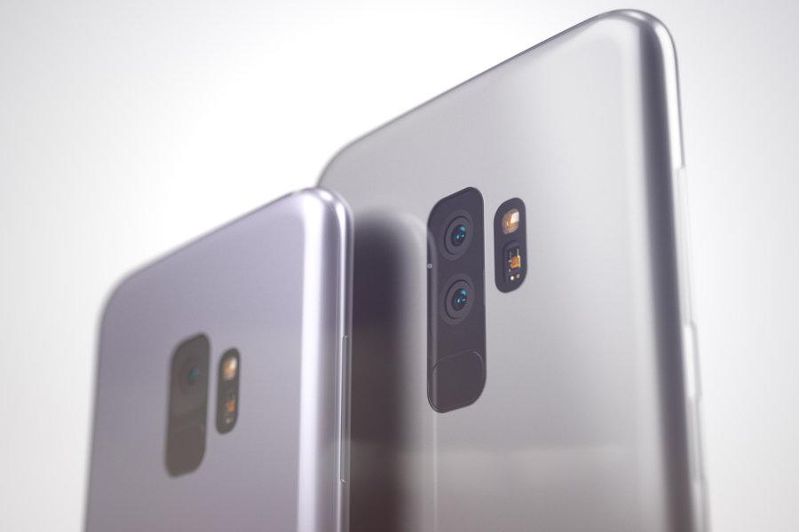 Xuất hiện video render chân thật nhất của Galaxy S9 và S9+ sắp ra mắt hình 1