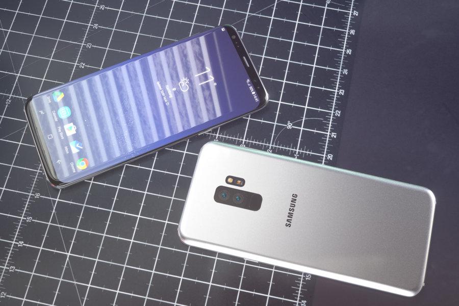 Xuất hiện video render chân thật nhất của Galaxy S9 và S9+ sắp ra mắt hình 2