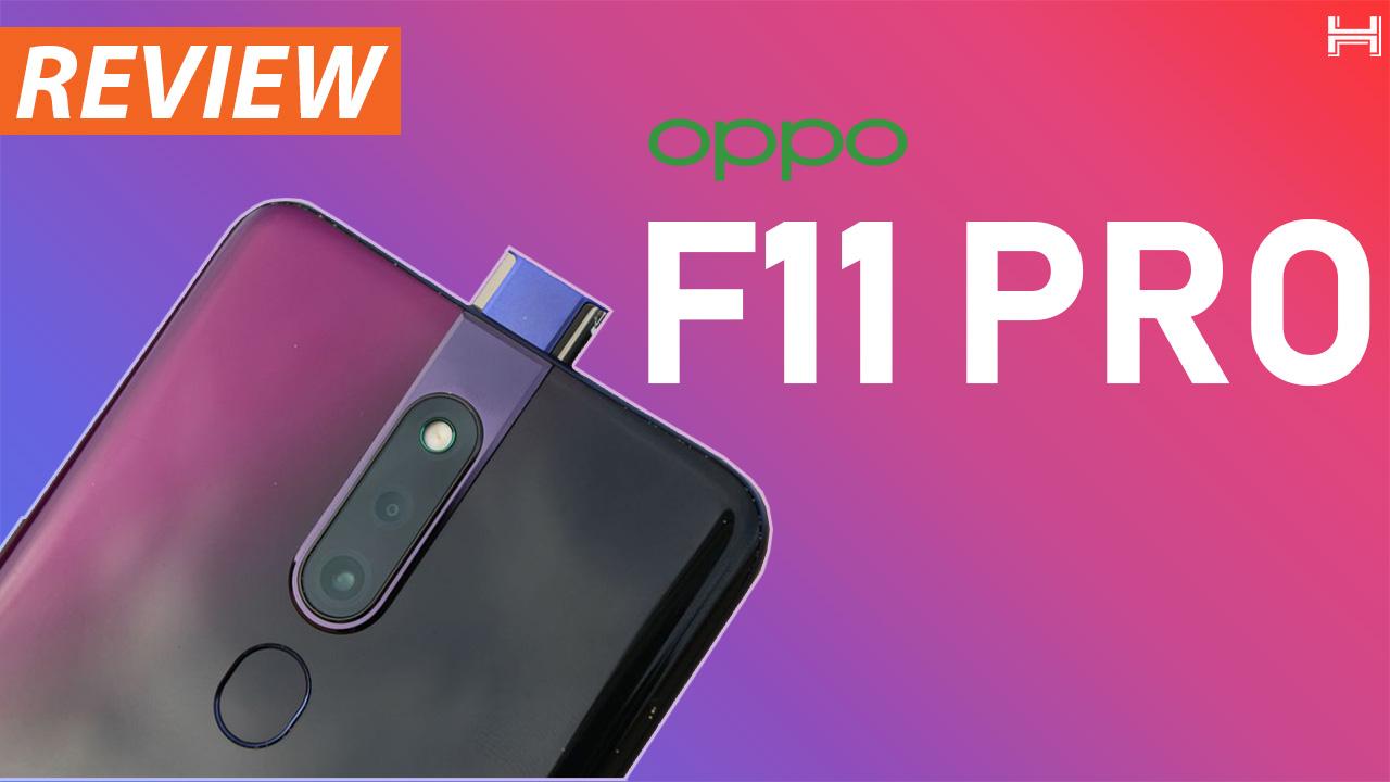 """Đánh giá OPPO F11 Pro: ngoài camera """"thụt thò"""" còn gì hấp dẫn? hình 1"""
