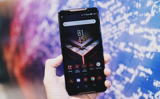 Asus ROG Phone: điện thoại cấu hình mạnh để chơi game hình 1