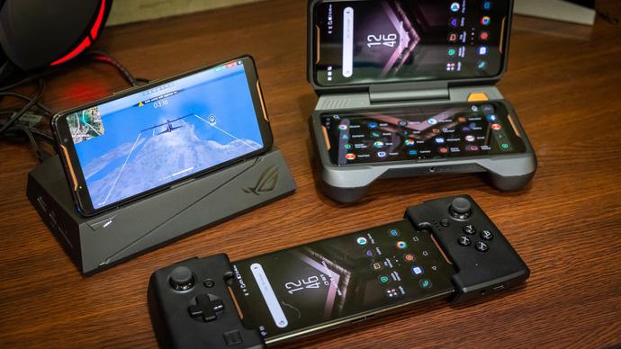 Asus ROG Phone: điện thoại cấu hình mạnh để chơi game hình 6