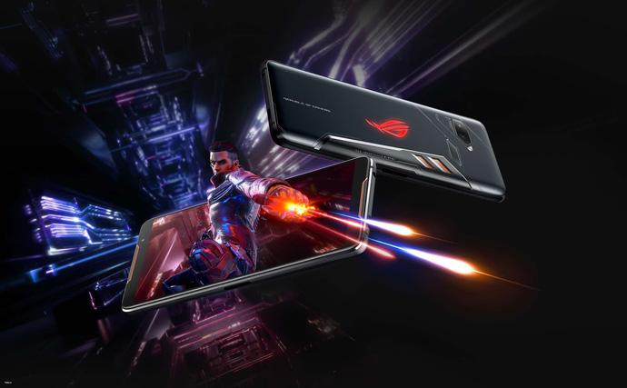 Asus ROG Phone: điện thoại cấu hình mạnh để chơi game hình 2