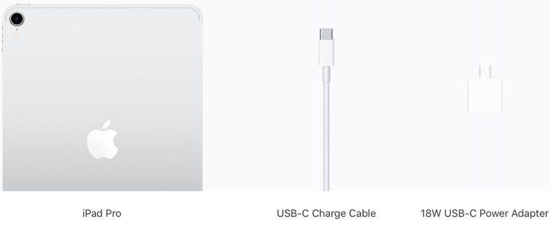 Apple chính thức bán củ sạc Fast charge USB-C cho iPad hình 1