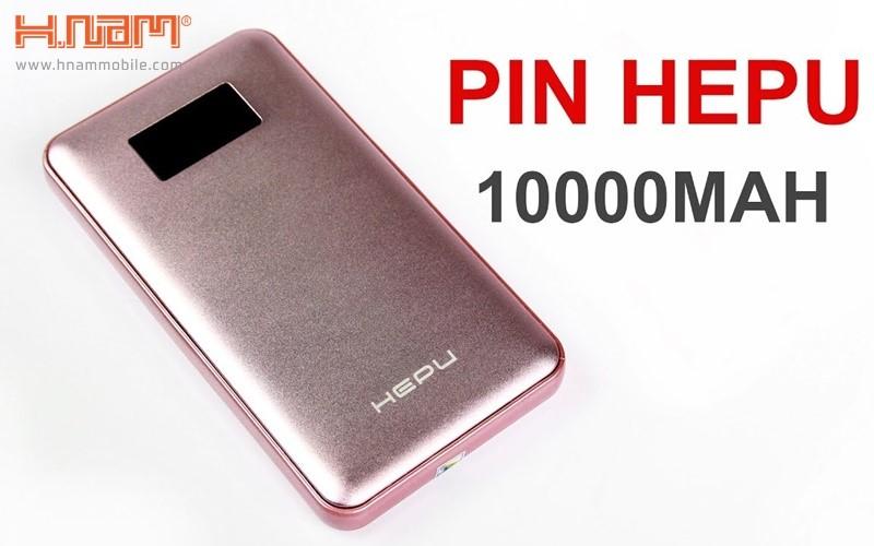 Pin sạc dự phòng dưới 300.000 VNĐ