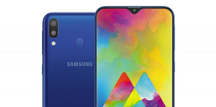 Galaxy M20: Chiếc điện thoại quốc dân hết hàng chỉ trong 3s hình 1