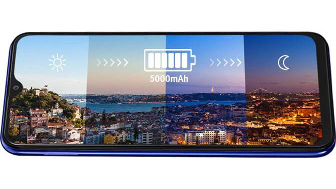 Galaxy M20: Chiếc điện thoại quốc dân hết hàng chỉ trong 3s hình 2