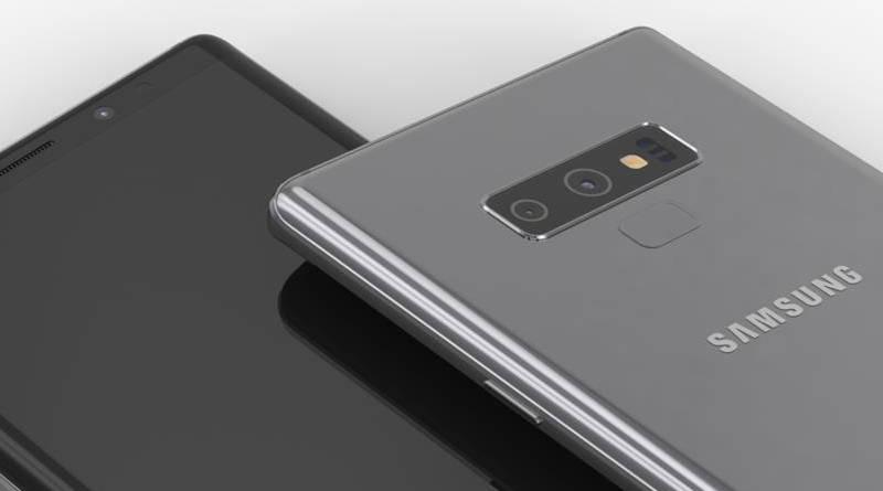 Đây là chắc chắn là mặt trước của Galaxy Note 9??? hình 1