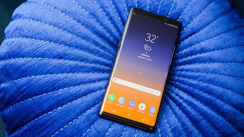 Mua Samsung Galaxy Note 9 ở đâu giá rẻ nhất hình 2