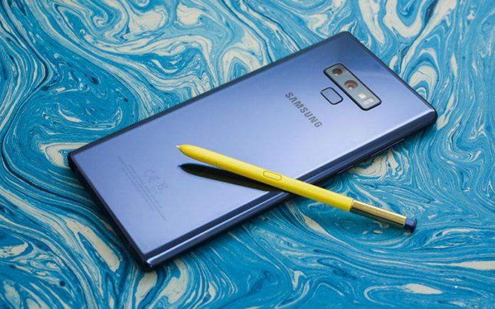 Mua Samsung Galaxy Note 9 ở đâu giá rẻ nhất hình 5
