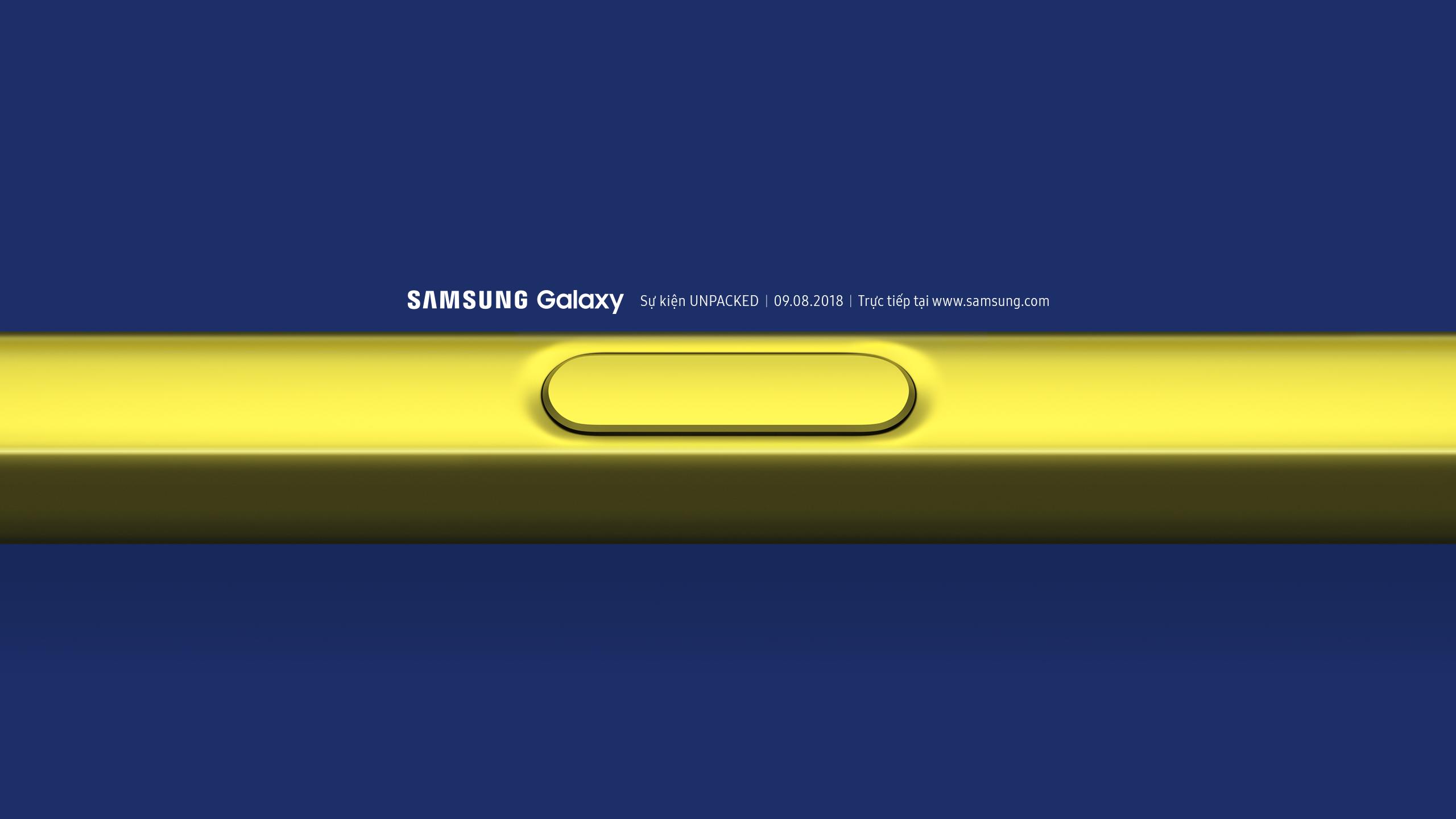 Samsung xác nhận thời điểm ra mắt chiếc Galaxy Note tiếp theo trong sự kiện Unpacked hình 1