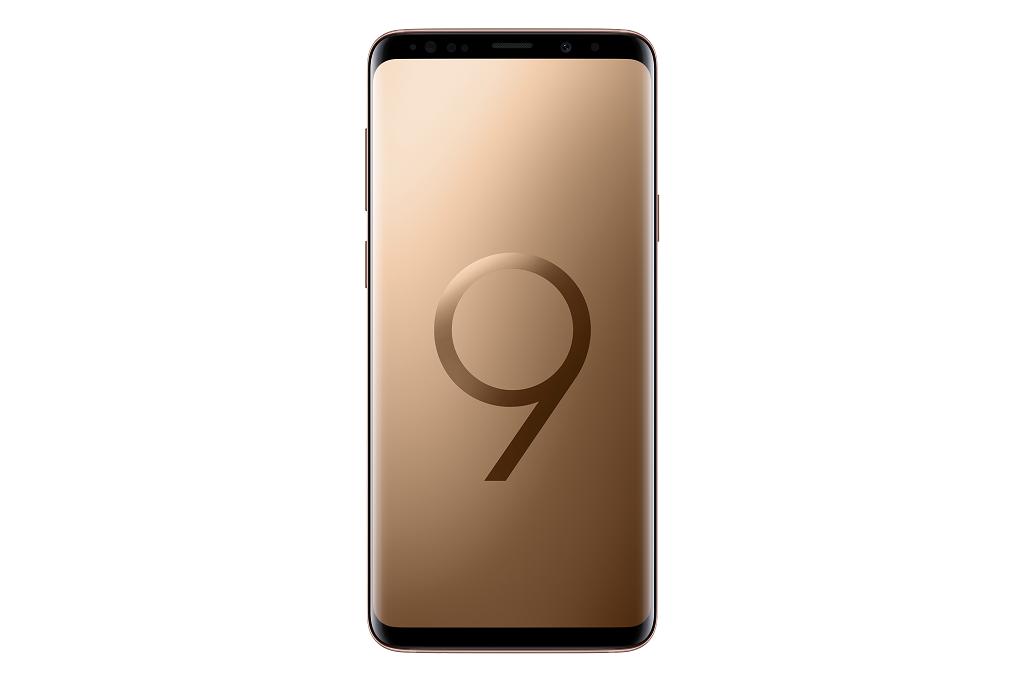 Samsung tiếp tục giới thiệu phiên bản màu tuyệt đẹp đón hè 2018: Galaxy S9+ hoàng kim hình 2