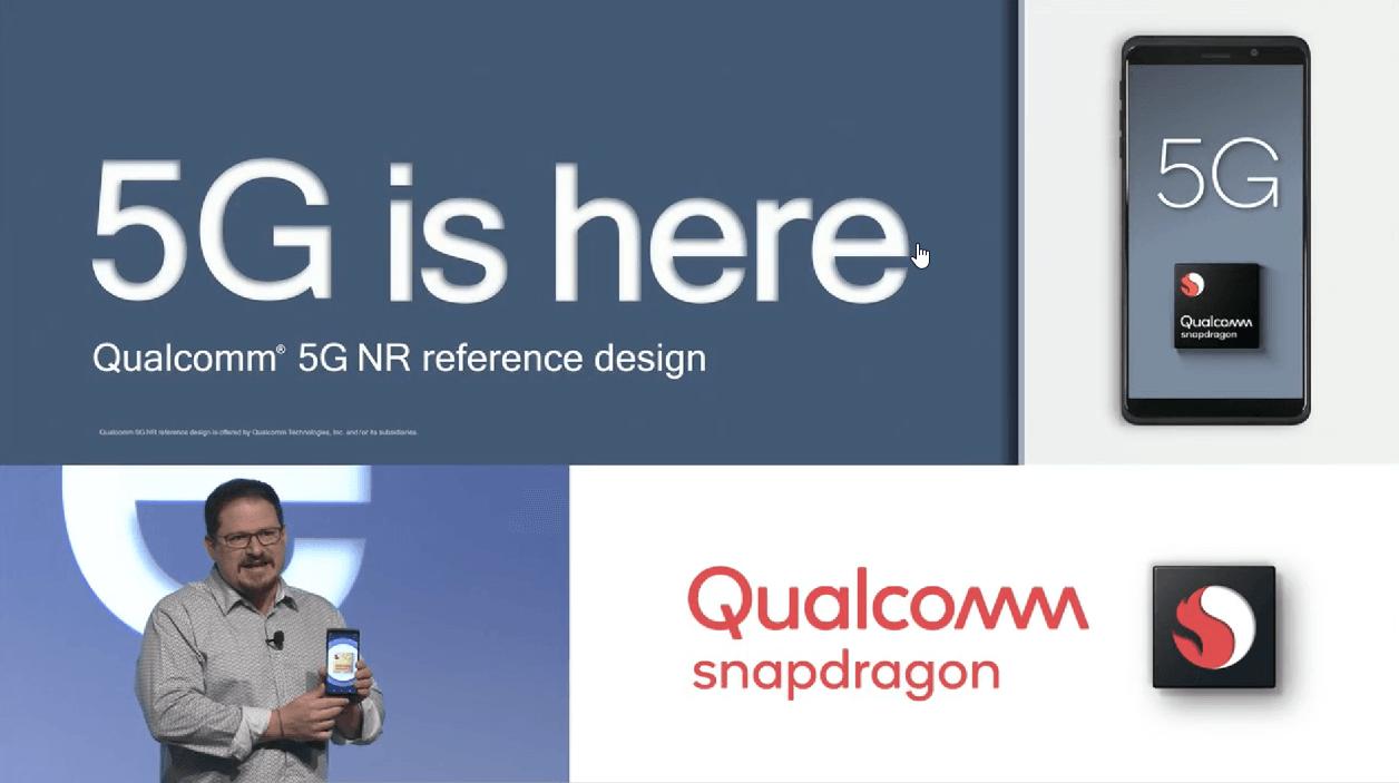 Snapdragon 855 chính thức ra mắt: chip hỗ trợ mạng 5G đầu tiên hình 2