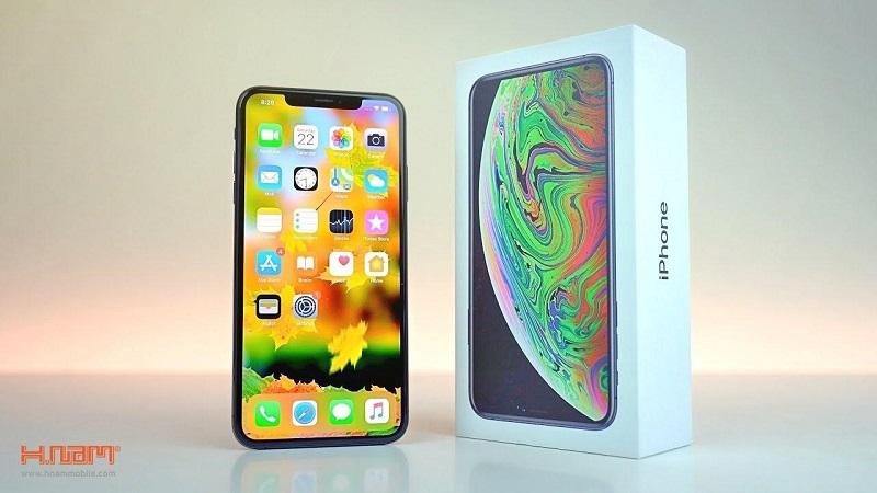 Sở hữu ngay iPhone XS Max với nhiều ưu đãi tại Hnam Mobile hình 1